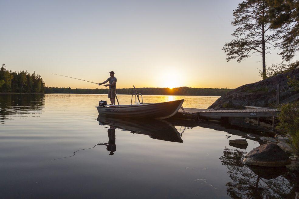 a fishers romance